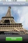 Paris Walking Tours and Map screenshot 1/1