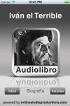 Audiolibro: Ivn el Terrible screenshot 1/1