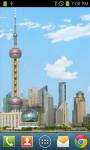 Shanghai Skyline HD Live Wallpaper Free screenshot 1/2