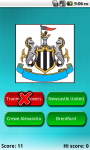 English Football Club Quiz - Pendrush screenshot 3/3