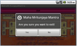 Maha Mrityunjaya Mantra - Audio screenshot 2/2