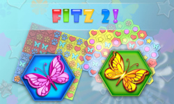 FITZ 2: MATCH 3 PUZZLE FREE screenshot 1/4