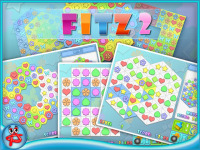 FITZ 2: MATCH 3 PUZZLE FREE screenshot 2/4
