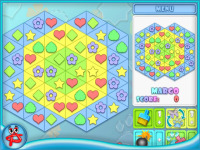 FITZ 2: MATCH 3 PUZZLE FREE screenshot 3/4