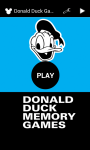 Donald Duck Memory Games screenshot 1/6