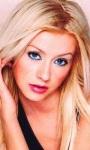 Live wallpapers Christina Aguilera screenshot 2/3