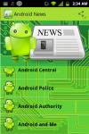 Android Tech News screenshot 1/3