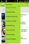 Android Tech News screenshot 3/3