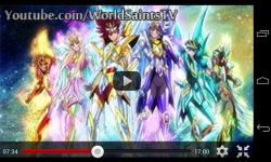Saint Seiya Video screenshot 4/6