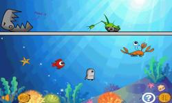 Robot Fishing Games screenshot 2/4