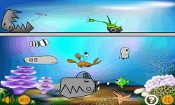 Robot Fishing Games screenshot 3/4