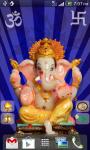 Ganesh Temple- touch wallpaper screenshot 3/3