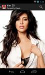 Kim Kadarshian HD Wallpaper screenshot 1/6