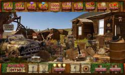 Free Hidden Object Games - Ghost Town Texas screenshot 3/4