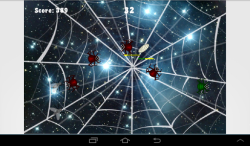 Spider preys on fly screenshot 2/4