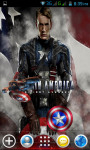 Captain America Live Wallpapers screenshot 3/4