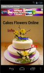 Cakes and Flowers Online screenshot 2/2