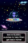 Sudoku In Space screenshot 1/5