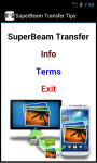 SuperBeam Transfer Tips screenshot 2/4