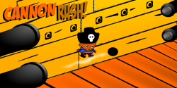 Cannon Rush screenshot 1/6