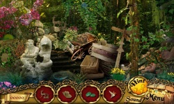 Free Hidden Object Game - The Lost Temple screenshot 3/4