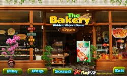 Free Hidden Object Game - The Bakery screenshot 1/4