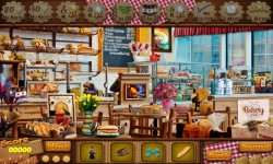 Free Hidden Object Game - The Bakery screenshot 3/4