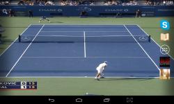 Animated Djokovic screenshot 1/4