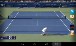 Animated Djokovic screenshot 2/4