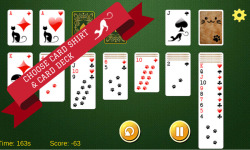 Classic Solitaire Game screenshot 2/4