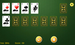Classic Solitaire Game screenshot 4/4