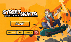 Street Skater : Speed rush screenshot 1/4