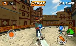 Street Skater : Speed rush screenshot 3/4