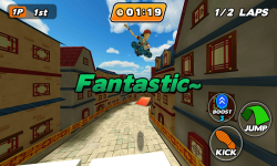 Street Skater : Speed rush screenshot 4/4
