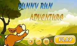 Bunny Adventure Game screenshot 1/5