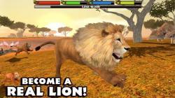 Ultimate Lion Simulator United screenshot 1/6