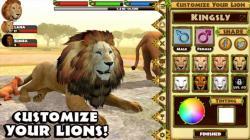 Ultimate Lion Simulator United screenshot 3/6