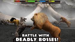 Ultimate Lion Simulator United screenshot 4/6