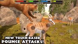 Ultimate Lion Simulator United screenshot 6/6