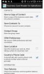 Business Card Reader for SalesforceIQ CRM screenshot 3/6