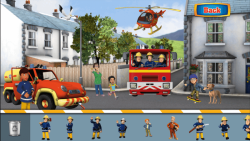 Brandweerman Sam 2 indivisible screenshot 5/6