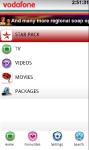 VodafoneTV  screenshot 1/4