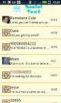 Social Text screenshot 1/2