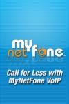 MyNetFone Voip screenshot 1/1