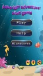 Aquarium Adventure Alien Game screenshot 1/3