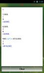 Genius Calculator and Widgets screenshot 3/5