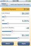 RoadLoans.com Car Loan Calculator screenshot 1/1