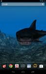 Shark Attack 3D - Live Wallpaper screenshot 1/2