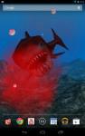 Shark Attack 3D - Live Wallpaper screenshot 2/2