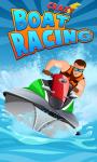 Crazy boat racing screenshot 4/6